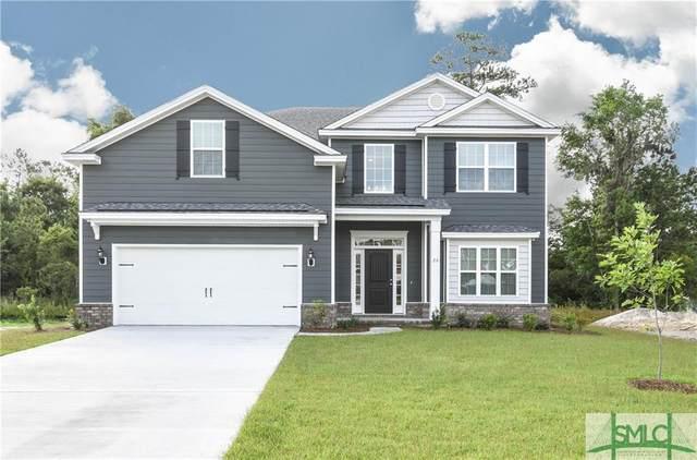117 Wexford Drive, Richmond Hill, GA 31324 (MLS #244492) :: Bocook Realty