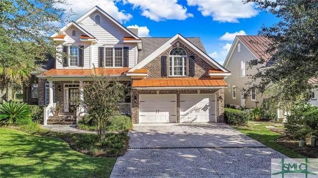 115 Carolines Retreat, Savannah, GA 31406 (MLS #244505) :: The Arlow Real Estate Group