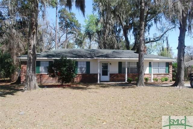 23 Penn Waller Road, Savannah, GA 31410 (MLS #244510) :: Keller Williams Coastal Area Partners