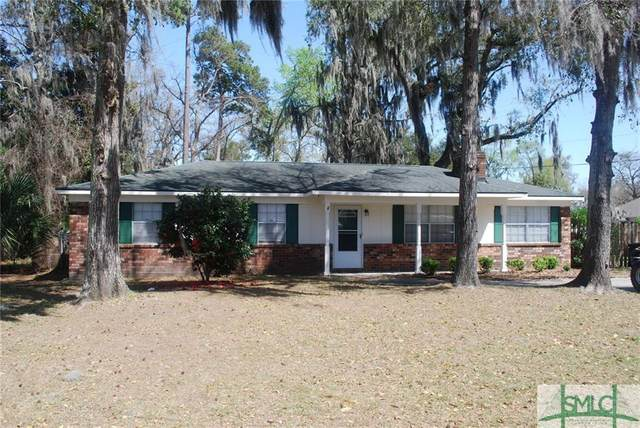 23 Penn Waller Road, Savannah, GA 31410 (MLS #244510) :: Bocook Realty