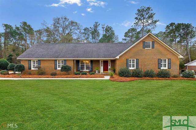 116 Evergreen Drive, Statesboro, GA 30458 (MLS #244514) :: Keller Williams Coastal Area Partners