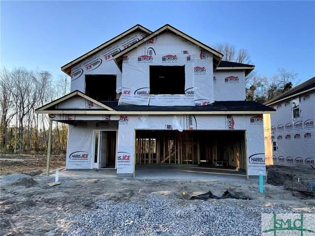 721 Hamlet Circle, Hinesville, GA 31313 (MLS #244519) :: Keller Williams Coastal Area Partners
