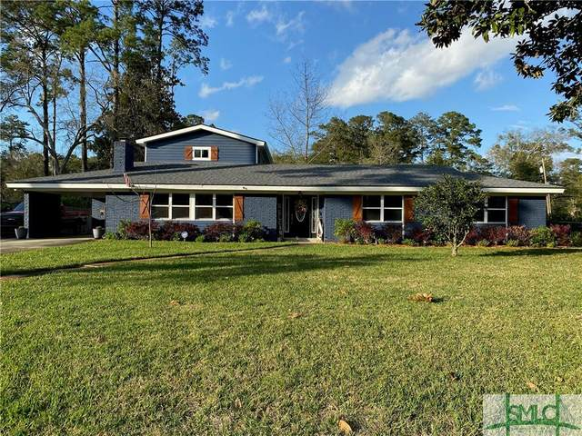 4 Fallowfield Drive, Savannah, GA 31406 (MLS #244534) :: Bocook Realty