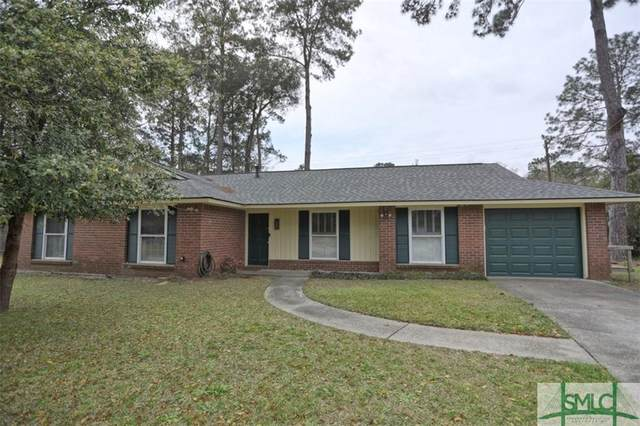 3 Williamsburg Manor, Savannah, GA 31419 (MLS #244542) :: Keller Williams Coastal Area Partners