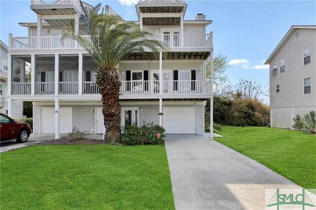 28 Captains View, Tybee Island, GA 31328 (MLS #244550) :: Team Kristin Brown | Keller Williams Coastal Area Partners