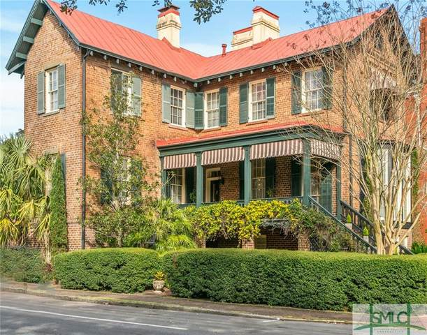 304 E Gaston Street, Savannah, GA 31401 (MLS #244553) :: Liza DiMarco