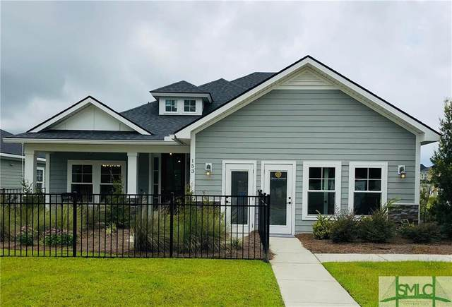 153 Martello Road, Pooler, GA 31322 (MLS #244560) :: Coastal Savannah Homes