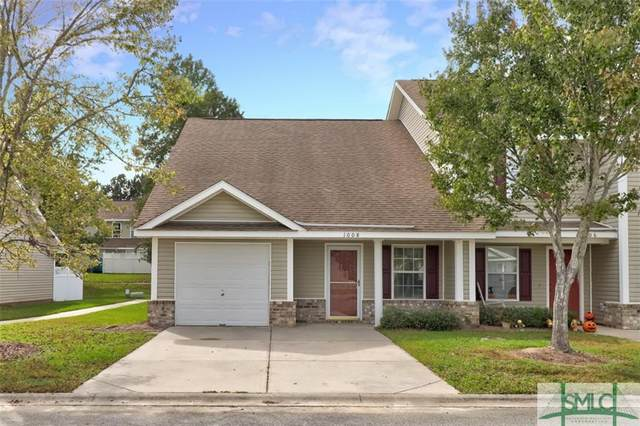 1008 Towne Park Drive, Rincon, GA 31326 (MLS #244586) :: Keller Williams Coastal Area Partners
