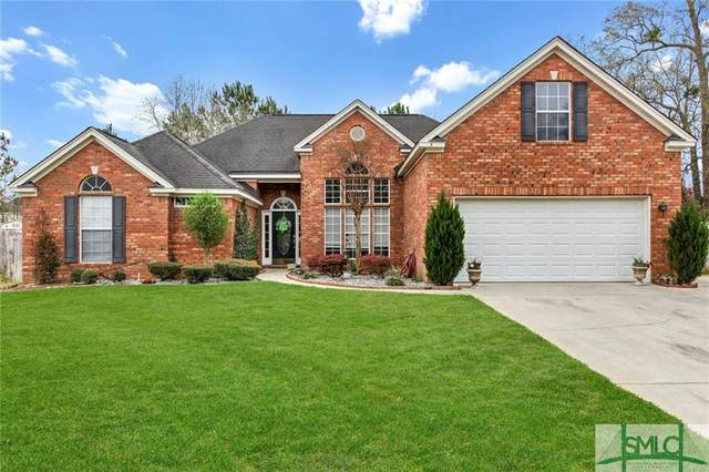 6 Fox Hound Court, Pooler, GA 31322 (MLS #244593) :: RE/MAX All American Realty