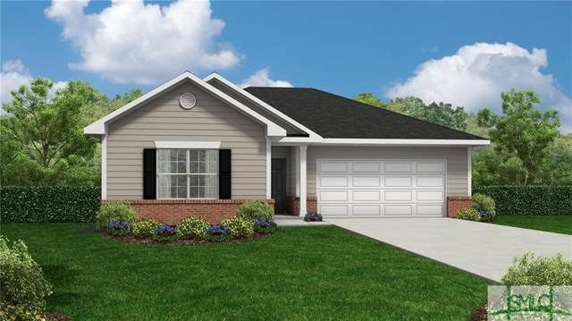 96 Griffin Road, Allenhurst, GA 31301 (MLS #244597) :: RE/MAX All American Realty