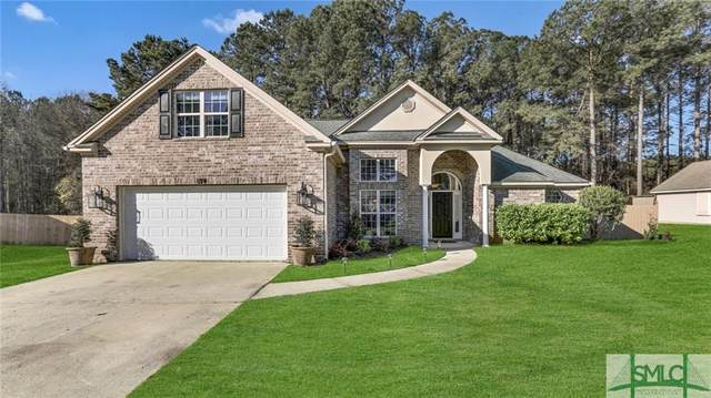 159 Brooklyn Way, Pooler, GA 31322 (MLS #244624) :: RE/MAX All American Realty