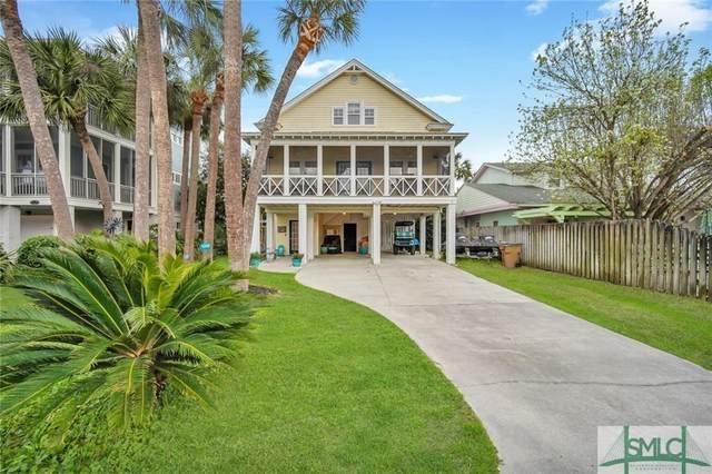 1408 Miller Avenue, Tybee Island, GA 31328 (MLS #244629) :: Heather Murphy Real Estate Group