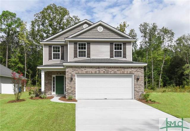 281 Hammock Drive, Richmond Hill, GA 31324 (MLS #244630) :: The Arlow Real Estate Group