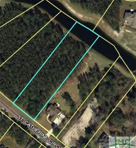 Lot 127 0 St Catherine Circle, Richmond Hill, GA 31324 (MLS #244642) :: Heather Murphy Real Estate Group