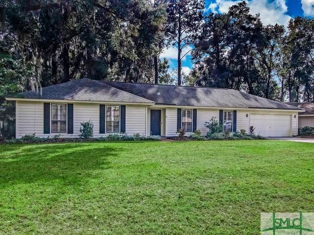 120 Shamrock Circle, Savannah, GA 31406 (MLS #244654) :: Bocook Realty