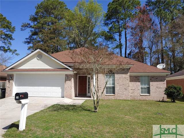 14 Tara Court, Savannah, GA 31406 (MLS #244655) :: Team Kristin Brown | Keller Williams Coastal Area Partners