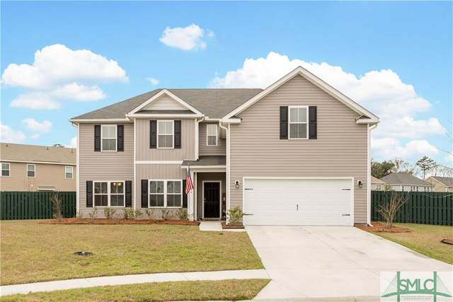 30 Whistler Way, Richmond Hill, GA 31324 (MLS #244676) :: Savannah Real Estate Experts