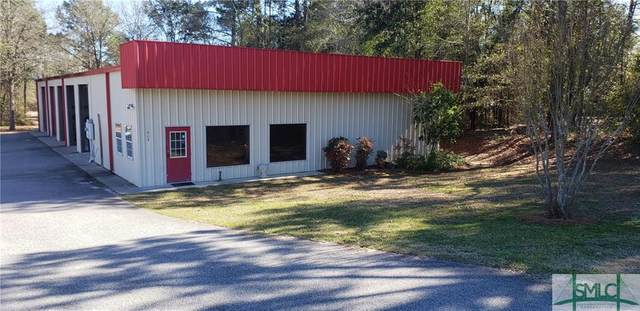 808 S Main Street, Statesboro, GA 30458 (MLS #244692) :: Keller Williams Coastal Area Partners