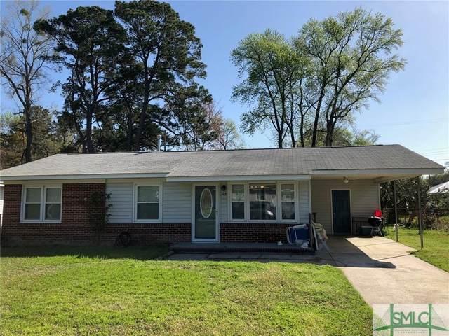 104 Gordon Street, Port Wentworth, GA 31407 (MLS #244701) :: The Arlow Real Estate Group