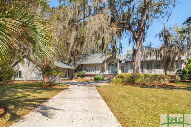 3 Cavan Lane, Savannah, GA 31411 (MLS #244724) :: Heather Murphy Real Estate Group