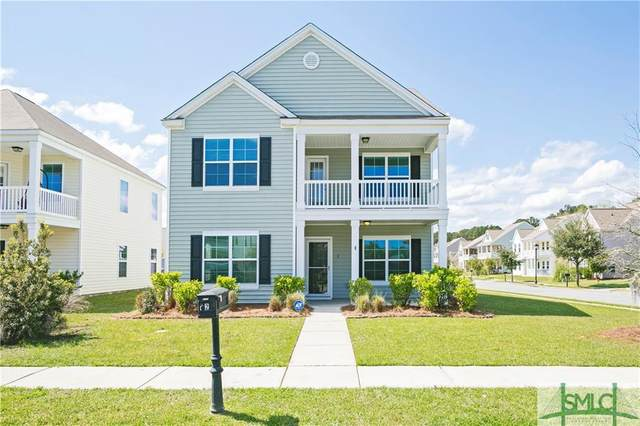 2 Chandler Bluff Drive, Savannah, GA 31407 (MLS #244756) :: Savannah Real Estate Experts