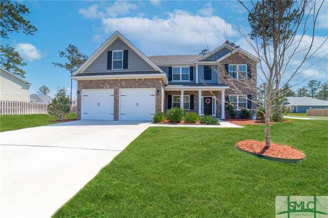 30 Timberland Circle, Richmond Hill, GA 31324 (MLS #244760) :: Luxe Real Estate Services