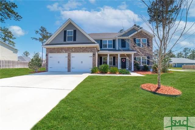 30 Timberland Circle, Richmond Hill, GA 31324 (MLS #244760) :: Bocook Realty