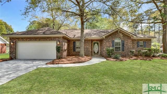 106 Stephens Drive, Rincon, GA 31326 (MLS #244789) :: Bocook Realty