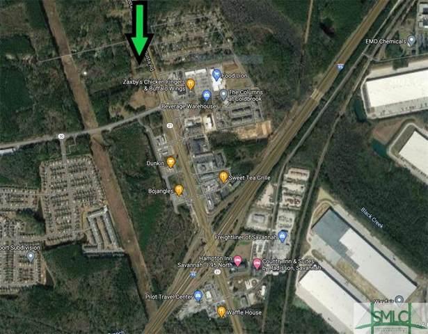 0 Augusta Road, Port Wentworth, GA 31407 (MLS #244797) :: Teresa Cowart Team