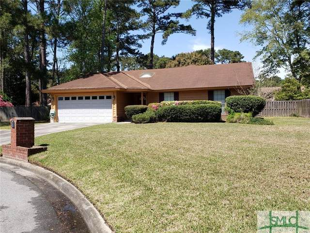 10 Goldfinch Court W, Savannah, GA 31419 (MLS #244802) :: Savannah Real Estate Experts