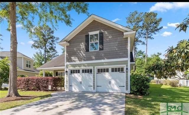 110 Teachers Row, Richmond Hill, GA 31324 (MLS #244805) :: Teresa Cowart Team