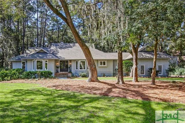 34 Hasleiters, Savannah, GA 31411 (MLS #244815) :: Luxe Real Estate Services