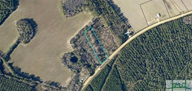 474 Simpsontown Road, Newington, GA 30446 (MLS #244862) :: Keller Williams Coastal Area Partners
