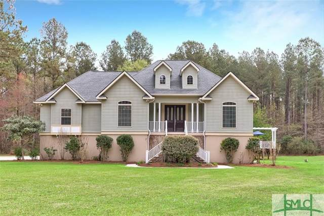 103 Shadowcreek Drive, Springfield, GA 31329 (MLS #244879) :: The Arlow Real Estate Group