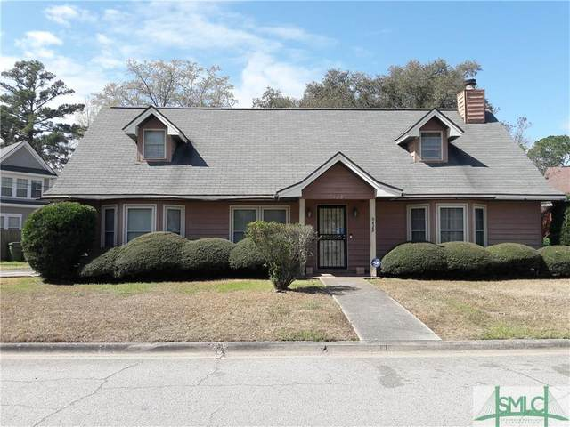 429 E 55th Street, Savannah, GA 31405 (MLS #244888) :: Keller Williams Coastal Area Partners