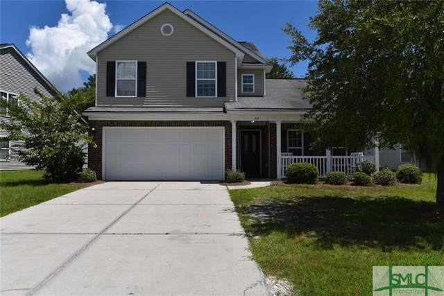 24 Glenwood Court, Pooler, GA 31322 (MLS #244899) :: The Arlow Real Estate Group