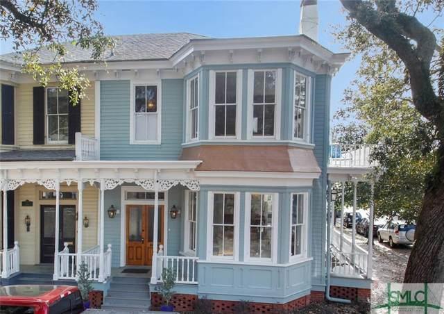 432 Habersham Street, Savannah, GA 31401 (MLS #244904) :: Coastal Savannah Homes