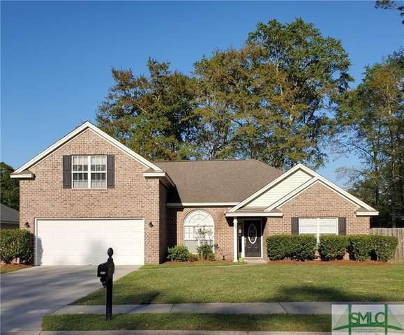 407 Roberts Way, Rincon, GA 31326 (MLS #244907) :: Savannah Real Estate Experts