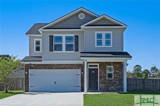 41 Wesleyan Drive, Savannah, GA 31419 (MLS #244935) :: Heather Murphy Real Estate Group