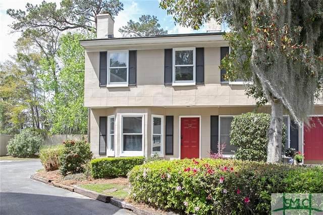 6501 Habersham Street #12, Savannah, GA 31405 (MLS #244944) :: Keller Williams Coastal Area Partners
