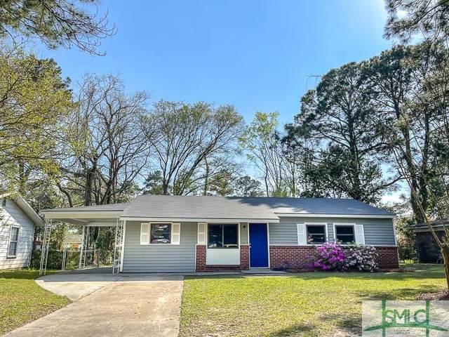 1417 Audubon Drive, Savannah, GA 31415 (MLS #244947) :: RE/MAX All American Realty