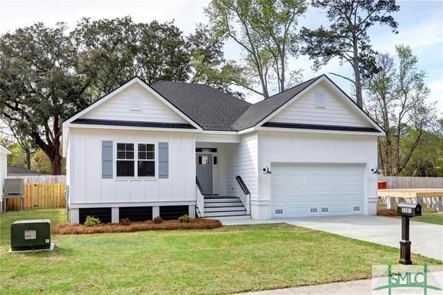 2201 Downing Avenue, Savannah, GA 31404 (MLS #244949) :: Coastal Savannah Homes