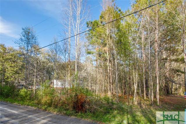 Lot 2 Marie Avenue, Midway, GA 31320 (MLS #244976) :: The Hilliard Group