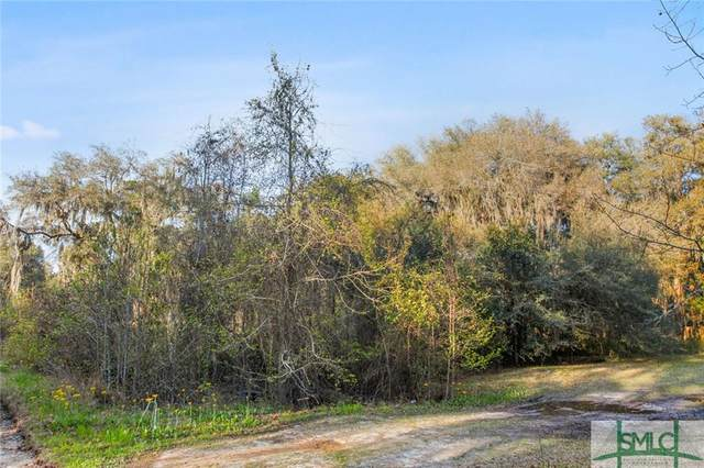 Lot 10 Marie Avenue, Midway, GA 31320 (MLS #244979) :: The Hilliard Group