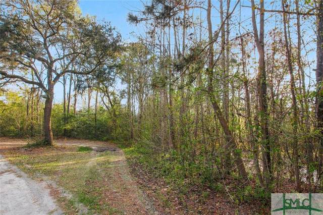 Lot 26 Marie Avenue, Midway, GA 31320 (MLS #244981) :: The Hilliard Group