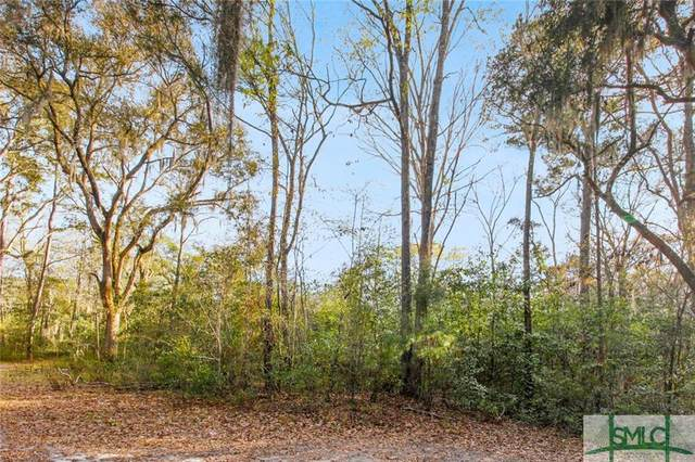 Lot 27 Marie Avenue, Midway, GA 31320 (MLS #244983) :: The Hilliard Group