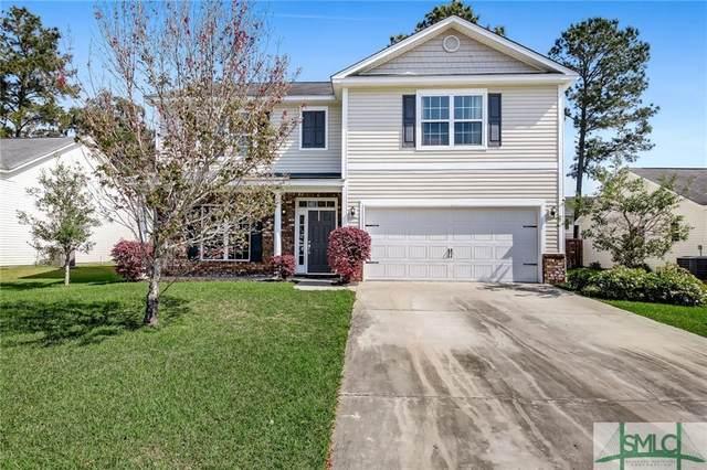 12 Saybrook Point, Savannah, GA 31419 (MLS #244993) :: Heather Murphy Real Estate Group