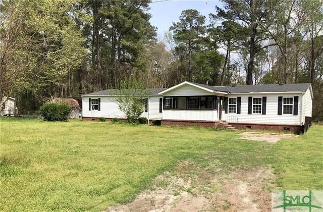 155 Otter Way, Guyton, GA 31312 (MLS #245011) :: Heather Murphy Real Estate Group