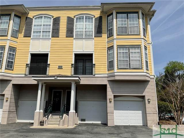 1512 Whitemarsh Way, Savannah, GA 31410 (MLS #245022) :: Heather Murphy Real Estate Group