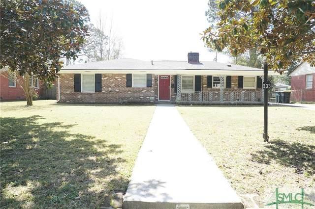 333 Oxford Drive, Savannah, GA 31405 (MLS #245034) :: Keller Williams Coastal Area Partners